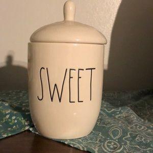 Rae Dunn sweet sugar bowl